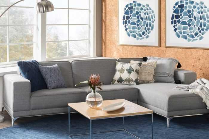 Современные и красивые диваны для гостиной: фото обзор с описанием размеров, формы, цветовой гаммы и видов наполнителей