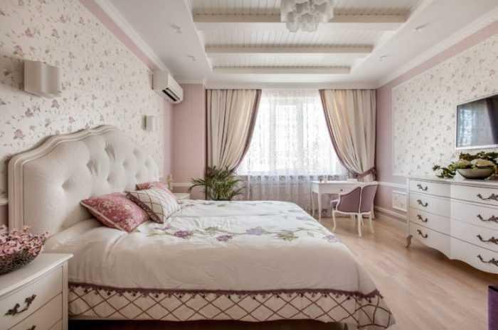 Как должна выглядеть идеальная спальня в современном стиле: полезные советы при выборе кровати, штор, ковров и аксессуаров
