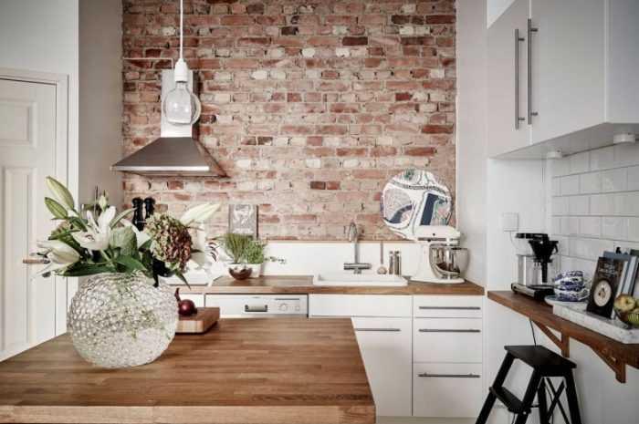 Современная отделка стен на кухне: лучшие идеи и способы. Описание видов, советы, мастер-классы по созданию интерьера