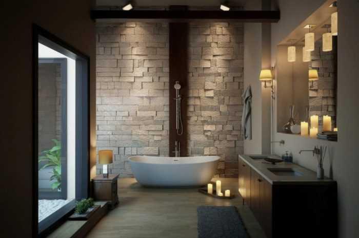 Отделка ванной комнаты — тенденции в мире новинок материалов и лучших идей оформления 2020/2021 года
