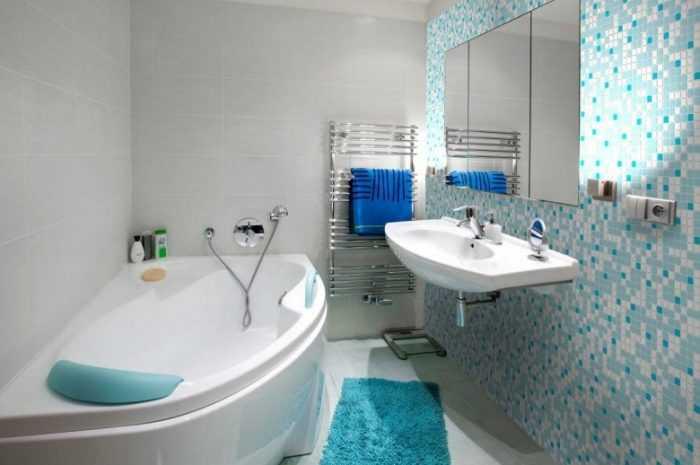 Маленькая ванная: более 150 фото идей оформления стен и сантехники. Современные тренды сочетания цветов в дизайне + видео обзор