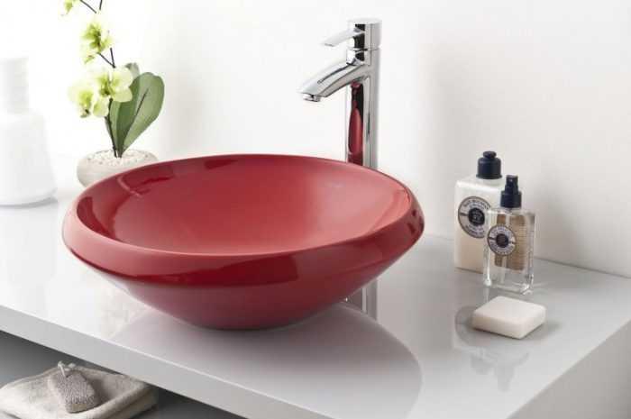 Раковина для ванной от А до Я: описание видов, типов, материалов изготовления и цветовой гаммы в современном дизайне (видео + фото)