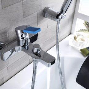 Современные смесители для ванной: как выбрать качественный? Фото с описанием лучших моделей, советы по монтажу (видео обзор)