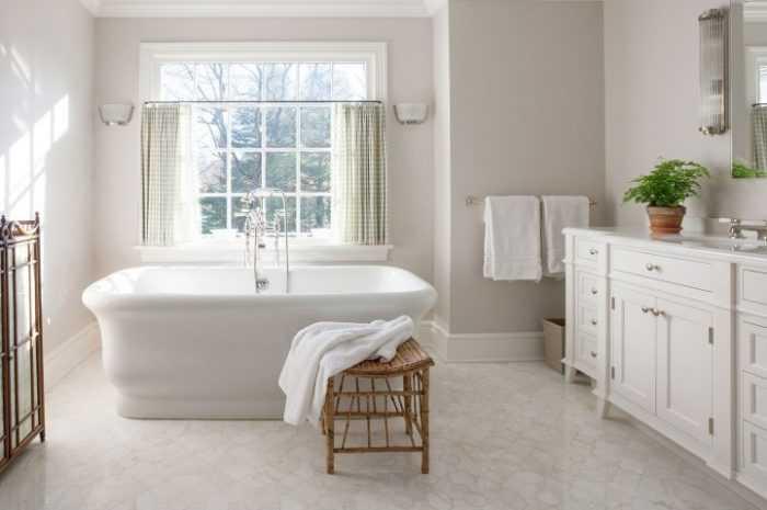 Стены в ванной: более 115 фото вариантов для декоративной отделки обоями, плиткой, штукатуркой, мозаикой и камнем