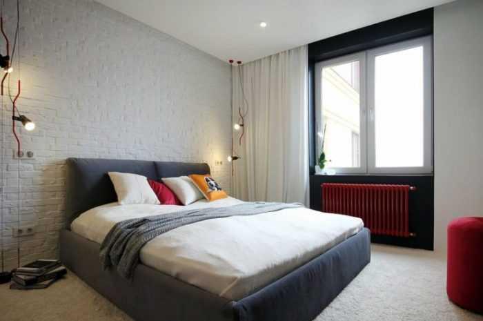 Оригинально оформленная маленькая спальня: ТОП 12 советов, как правильно подобрать цветовую гамму, мебель и аксессуары