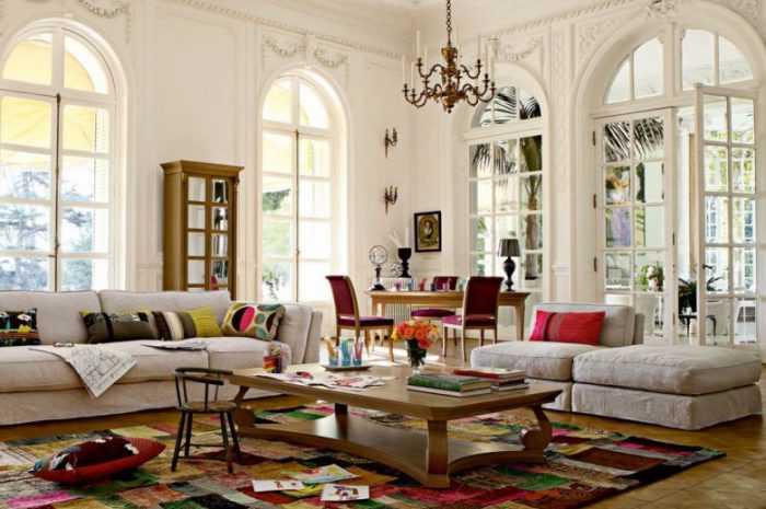 Большая гостиная: 145 фото и видео описание как оформить и украсить гостиную комнату больших размеров
