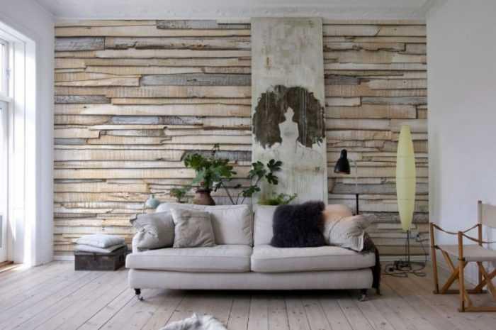 Декор стен — 140 фото необычных крутых идей оформления наружных и внутренних стен дома
