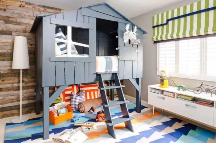 Детская кровать-чердак: 135 фото и видео описание как выбрать и использовать кровать-чердак в детскую