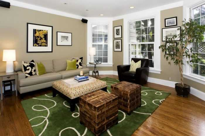 Маленькая гостиная — современные и уютные варианты дизайна и оформления гостиной (165 фото и видео)