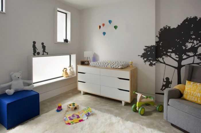 Оригинальные детские комоды с 5-6 ящиками: советы по выбору новых  моделей, покупке и украшению стильного комода для детей