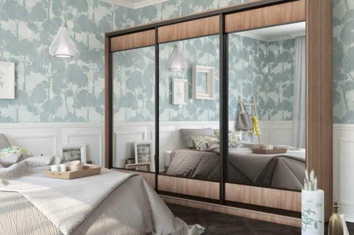 Шкаф купе в спальню: 170 фото современных моделей и идей их применения в дизайне интерьера