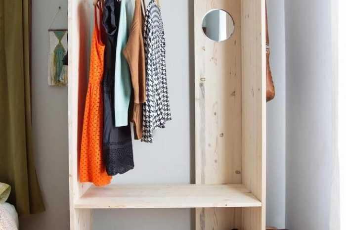Шкаф своими руками: обзор способов и методов как построить стильный и оригинальный шкаф (видео и 145 фото)