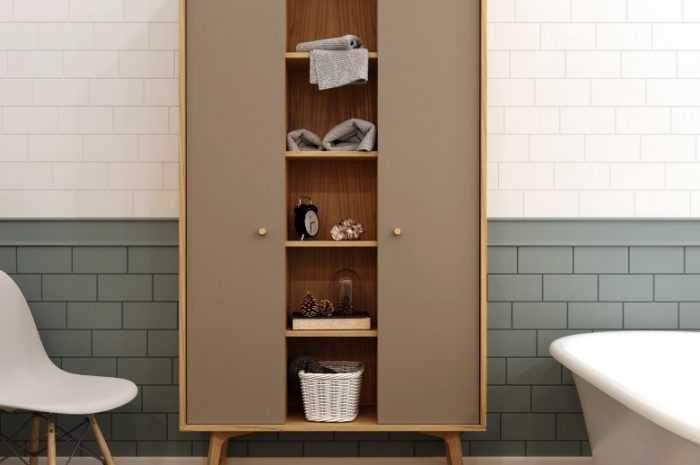 Шкаф в ванную: лучшие решения, особенности и преимущества использования шкафов в ванной (150 фото + видео)