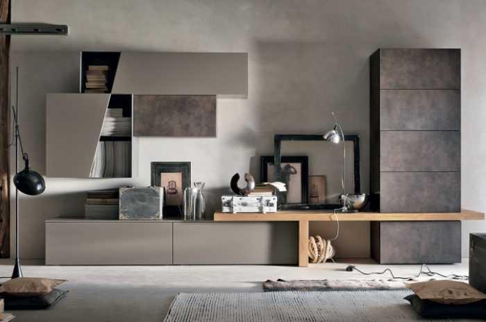 Стенка в гостиную — 130 фото примеров необычного использования стенок и советы по их выбору для гостиной